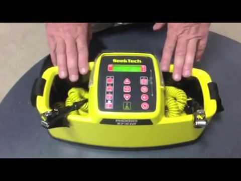 RIDGID SeekTech ST-510 leidingzender (art. 21948)