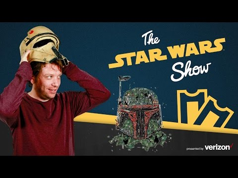 Gareth Edwards Interview, Rogue One Red Carpet Live Stream Announce, and More | The Star Wars Show