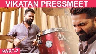 WOW! 🤩 Rocking Drum Performance By Simbu