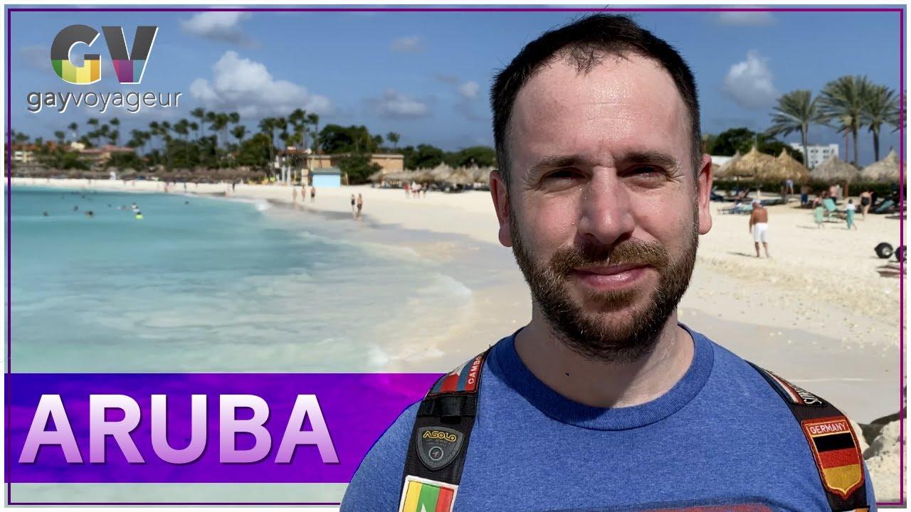 Aruba : tourist guide in english - guide tour of Aruba in Caraibes
