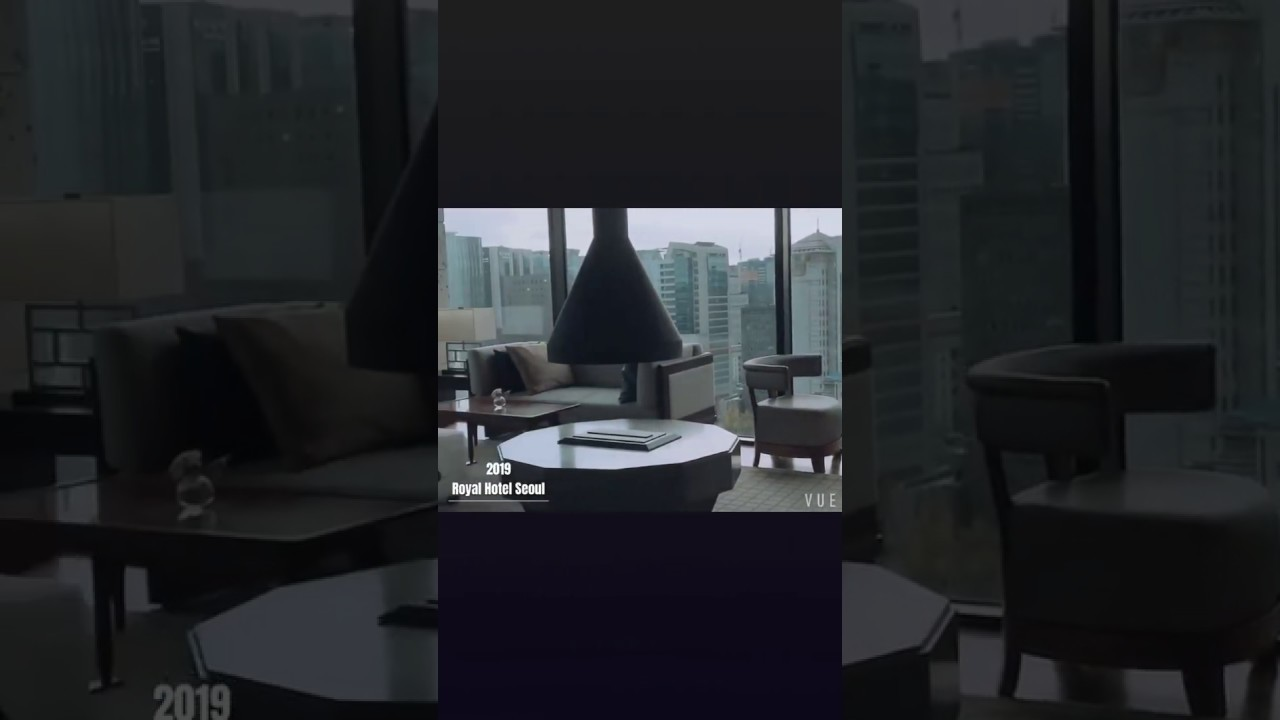Seoul Royal Hotel 首爾皇家酒店 不是很推薦 行政酒廊服務尚需改進 not recommended for its service at the executive lounge - YouTube