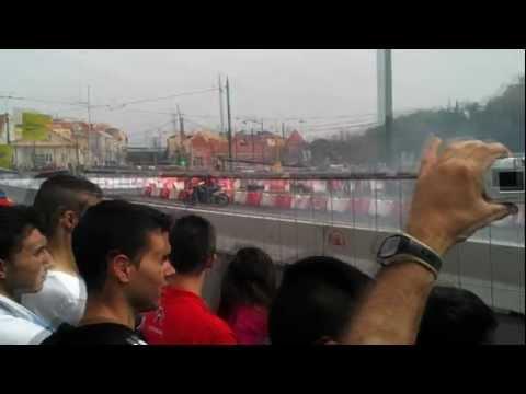 Rally Portugal 2012-Praça Do Império-Lx (2)-Clássicos exibição