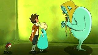 Приключенческий мультфильм - Тайна Сухаревой башни - Морской узел (2 серия)
