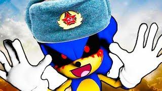 РУССКИЙ СОНИК.EXE - ХОРОШАЯ КОНЦОВКА! ПУТЬ СВЕТА [ФИНАЛ] - Dark Sonic #6