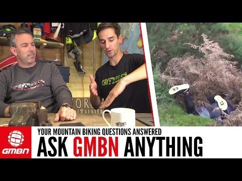 The Benefits Of Mountain Biking | Ask GMBN Anything About Mountain Biking