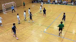 H29 ハンドボール秋季二部リーグ 立教大vs 関東学院(1/5)