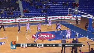 Is this the best dunk of the season? Aleksa Ilić... (Budućnost VOLI - FMP, 25.2.2017)