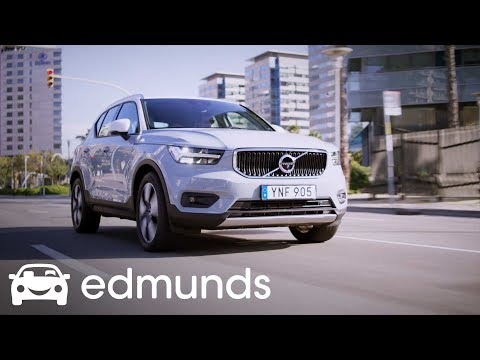 2019 Volvo XC40 Review | Test Drive | Edmunds