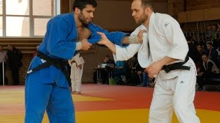Judo competitions in Russia among men