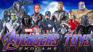 New Marvel Avengers Endgame Toys - TOY HUNT!