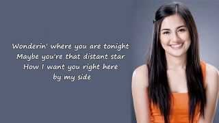 Repeat youtube video Julie Anne San Jose   Right Where You Belong Lyrics On Screen