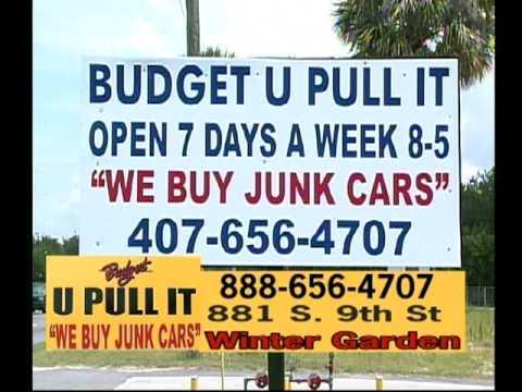 Budget U Pull It >> Budget U Pull It