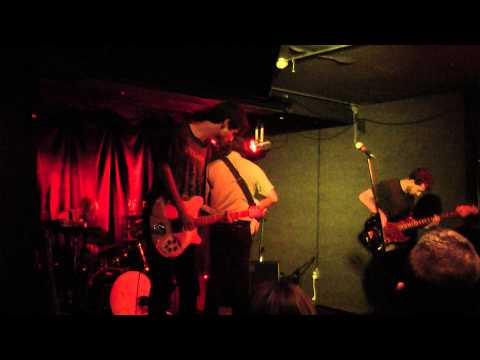 The Soft Pack - Bright Side - Live @ The Garrison in Toronto - Oct 11th, 2012