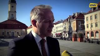 Jak Jacek Żalek chce sobie poradzić z problemami Białegostoku?