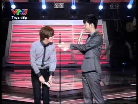 The voice Viet nam 2012 - LiveShow 6 - Bùi Anh Tuấn - The voice Viet nam 2012