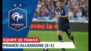 France-Allemagne (2-1), le résumé, Équipe de France I FFF 2018