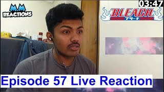 Yoruichi and Soi Fon Past & Ichigo vs Byakuya Incoming!! - Bleach Anime Episode 57 Live Reaction