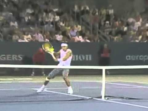 Safin Nadal Montreal 2007 Highlights
