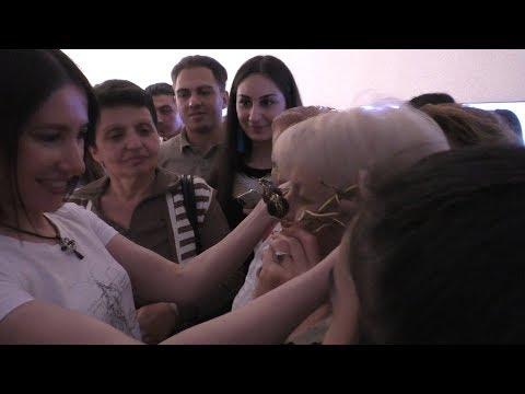 Yerevan, 19.05.18, Sa, Video-3, Arman Nuri khoshor haghtanak.
