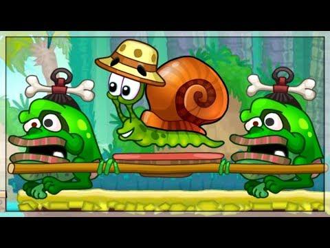 Ślimak Bob 8: Island Story / Snail Bob 8 - Gry Online