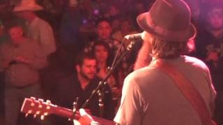 Cody at Luckenbach's Dance Hall - Somewhere in the Middle