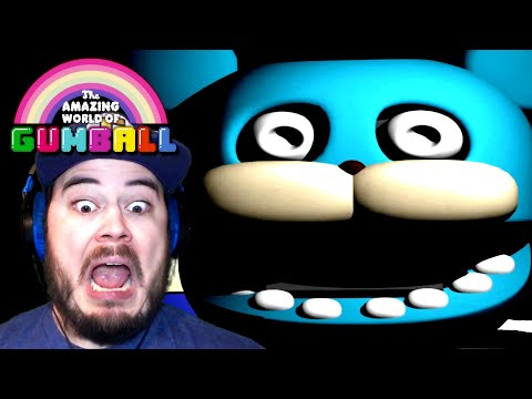WHY ARE THERE SO MANY GUMBALL FNAF GAMES?! | Random FNAF Fan Games!