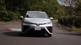 トヨタはセダンタイプの新型燃料電池車(FCV)「MIRAI(ミライ)」を、...