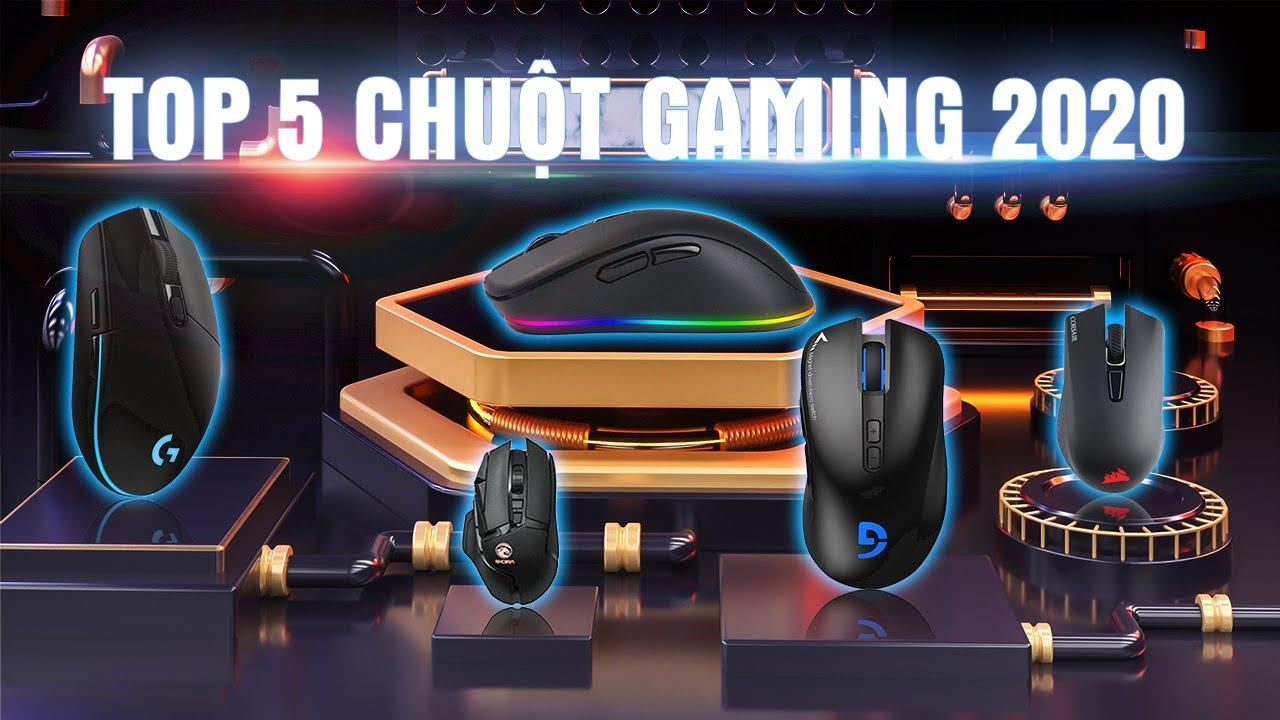 Top 5 chuột Gaming giá siêu rẻ đáng mua nhất trong 2020 | An Phat PC