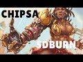 Who Is Better? Rank 1 Doomfist Chipsa Vs Genji God ShadowBurn (Sick Gameplay)