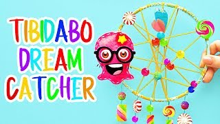 DIY Super Easy Wąy to Make a Dreamcatcher
