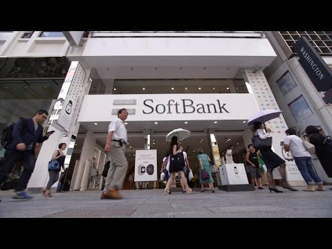 Trump wins $50bn US investment from Japan's Softbank