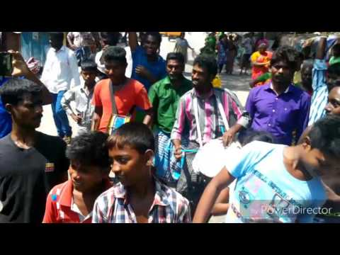 Chennai local death dance ni chindathiripet