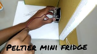 How to make a mini fridge(part…