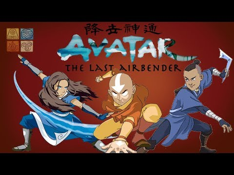 Avatar: the Last Airbender - Exposition and Character