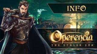 Zagrajmy w Operencia: The Stolen Sun PL | WAŻNE INFO - STREAM - DISCORD