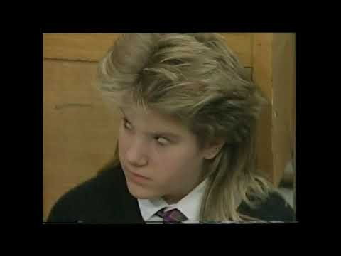 Grange Hill 1987 - the end of Imelda