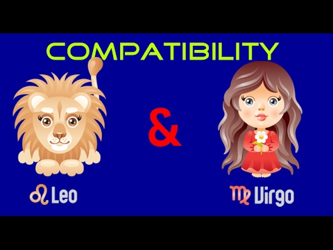 Leo & Virgo Sexual & Intimacy Compatibility