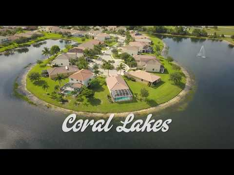 Cape Coral Florida - Coral Lakes - Gated Community