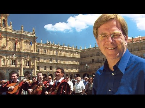 Highlights of Castile: Toledo and Salamanca