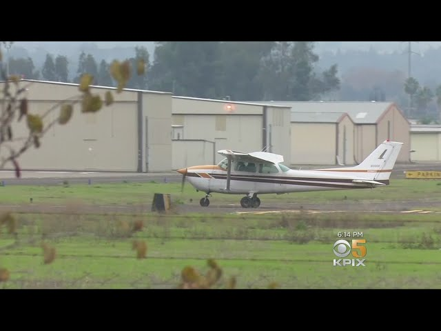 Santa Clara County Supes Vote Against Taking FAA Funds For Small South Bay Airport