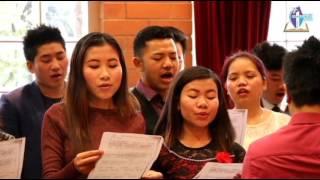 MIBC Choir// Maw Dawtnak Kan Kal Tak Hlah