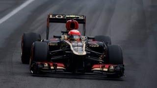 F1 News - 21 Races in 2014 & Maldonado To Lotus?