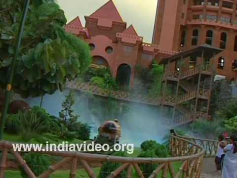 Water theme park Veegaland Ernakulam