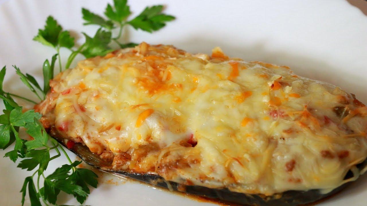 как приготовить баклажаны быстро и вкусно в духовке рецепты с фото
