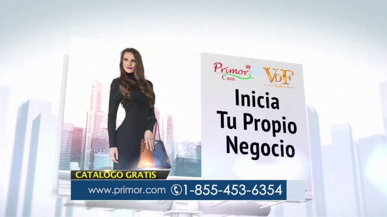 0c215ef1 CATALOGO PRIMOR & VDF - TU PROPIO NEGOCIO - YouTube