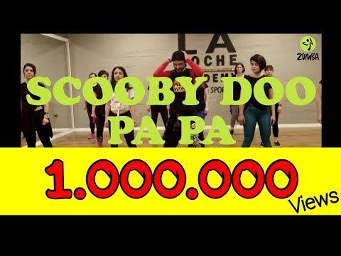 Scooby Doo Papa Zumba Choreography by Michael Mahmut