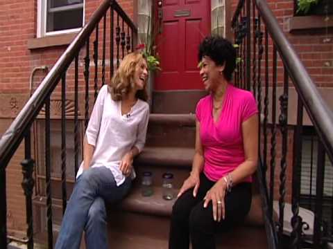 Talk Stoop with Sonia Manzano Maria From Sesame Street  As Seen on New York NonStop