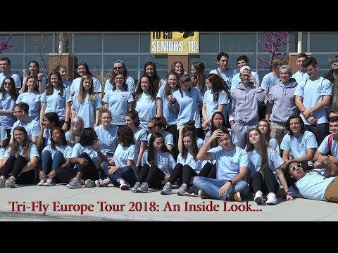 Tri-Fly Europe Chorus Trip - an Inside Look