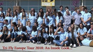 Tri-Fly Europe Chorus Trip - an Inside Look