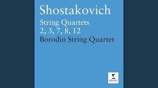 String Quartet No. 2 in A major Op. 68: II. Recitative and romance: Adagio